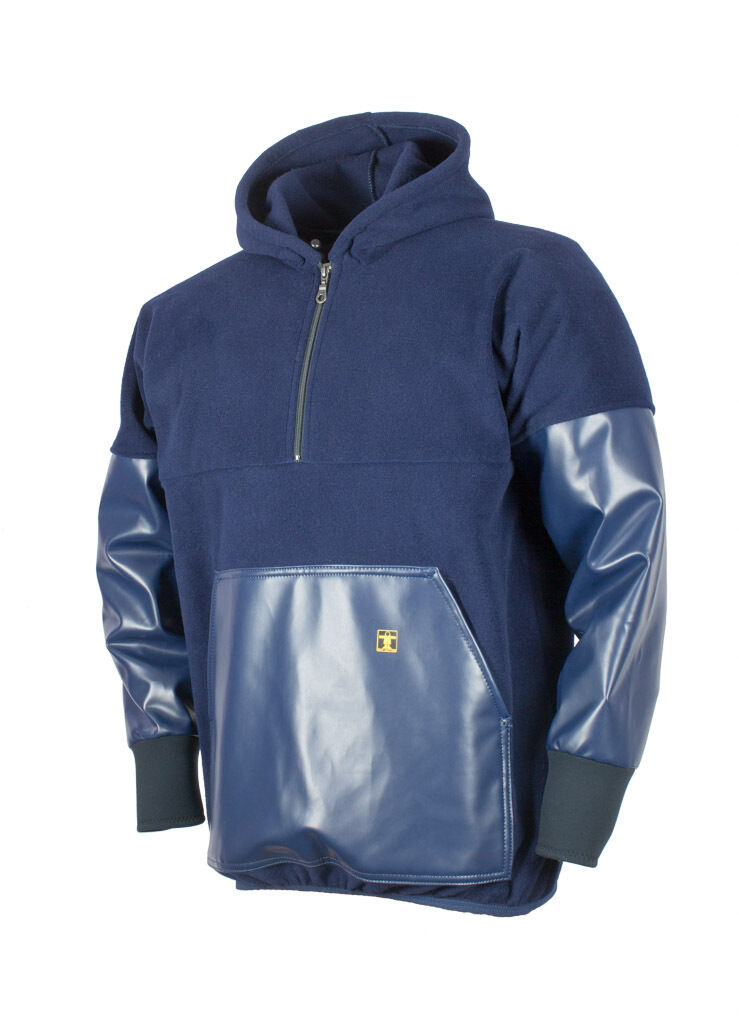 Guy Cotten Kodiak Pullover Abbigliamento Navy Abbigliamento Pullover pesca per pesca mare c5e36f