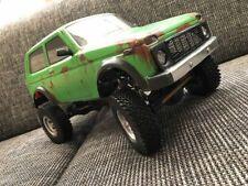 RC Crawler Karo Lada Niva 1/10 scale body to fit Tamiya, LRP, HPI, Yokomo MST
