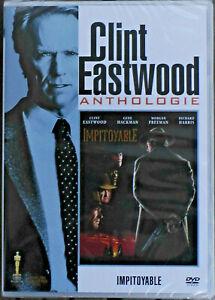 DVD-SOUS-BLISTER-IMPITOYABLE-CLINT-EASTWOOD-GENE-HACKMAN-MORGAN-FREEMAN-WESTERN