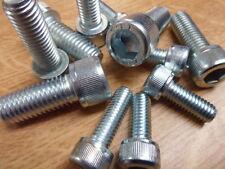 100 No, M3 x 16mm, Cap Head, Socket Screws, BZP, DIN 912 ( BS 4168 ) GRADE 12.9