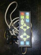 Charmilles Robofil 300 310 Wire Edm Jog Pendant 4