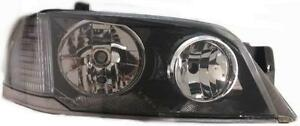 *NEW* HEAD LAMP HEADLIGHT BLACK for FORD TERRITORY SX SY 6/2004-4/2009 RIGHT RHS