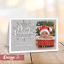 Personalised Christmas CardsPack Of A6 Folded CardsWith Photo Envelopes