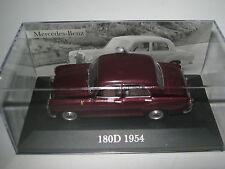 1/43 MERCEDES-BENZ 180 D 1954