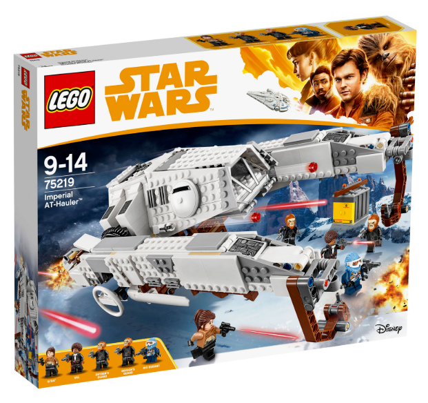 Lego Star Wars 75219 Imperial AT-Hauler  neuf et non ouvert