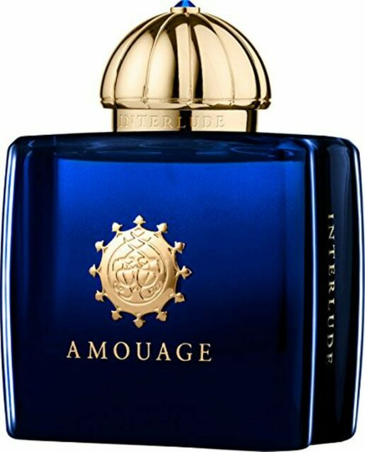 Interlude Eau de Parfum Spray 100ml/3.4oz por Amouage para mujeres (sin Caja)