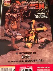 WOLVERINE-e-gli-X-Men-n-19-Panini