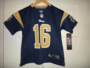 Los Angeles Rams #16 Jared Goff Fanatics NFL T-Shirt