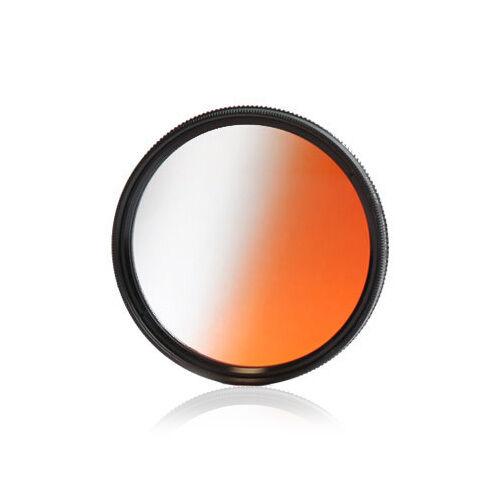 Filtro de historial de tabaco naranja con filterbox 67mm 67mm