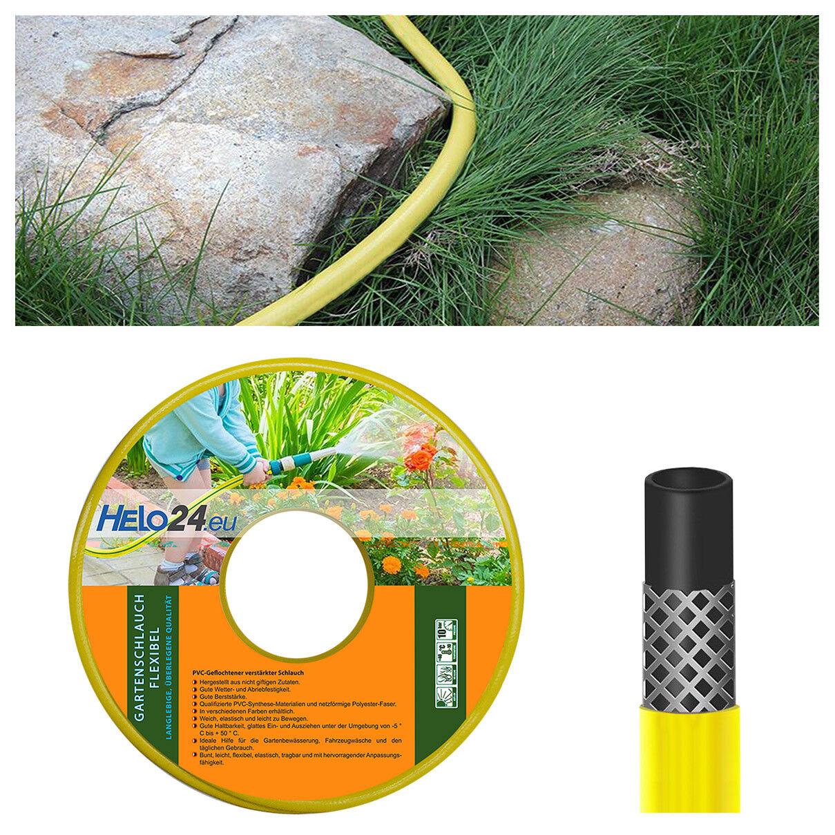 Gartenschlauch Wasserschlauch Bewässerungsschlauch 50m 1  Zoll gelb   m | Erschwinglich  | Ich kann es nicht ablegen  | eine große Vielfalt