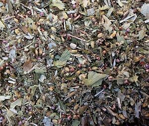 Merlin Pipe Mix, Smudging, Lose Incense 4oz