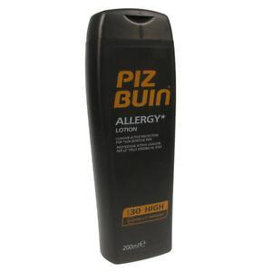 PIZ-BUIN-ALLERGY-SUN-LOTION-SPF-30-SIZE-200ml-MULTI-LISTING-U-SELECT-QUANTITY
