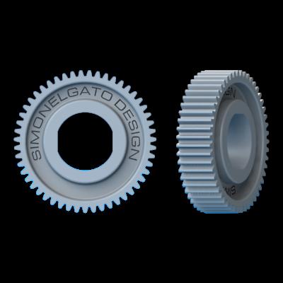 GM Blend Door Actuator Gear Rebuild Kit