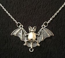 Death Bat Necklace A7X Pendant Charm Avenged Sevenfold Animal Steampunk Horror