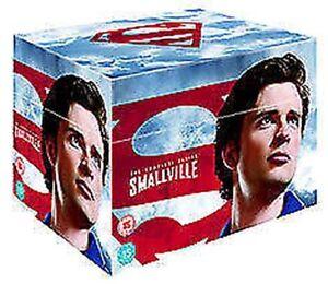 Smallville Stagioni 1 A 10 Collezione Completa DVD Nuovo DVD (1000226860)
