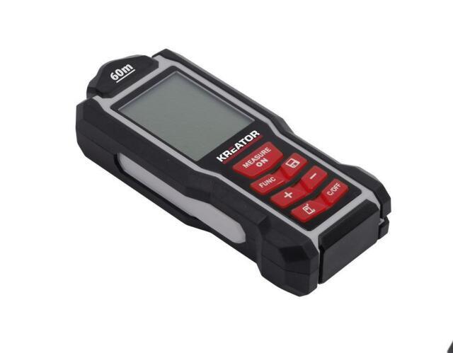 Laser Entfernungsmesser Günstig : Laser entfernungsmesser 60 m distanzmesser entfernungsmessgerät
