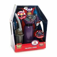 Disney Toy Story 15 Inch Talking Zurg Figure