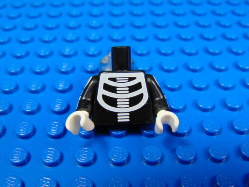 X 1 TORSO FOR THE SKELETON BOY FROM SERIES 14 parts LEGO-MINIFIGURES SERIES 14