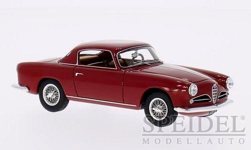 Wonderful modelcar ALFA ROMEO 1900C SUPER SPRINT TOURING 1956 - red - 1 43
