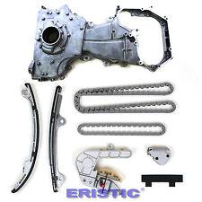 Fits 02-06 Nissan Altima Sentra 2.5 QR25DE Timing Chain Oil Pump Kit W/O Gears