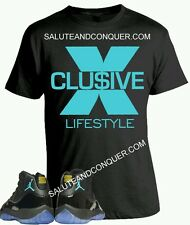 Jordan 11 GAMMAS T shirt MEDIUM (more sizes available S-4x) XCLUSIVE