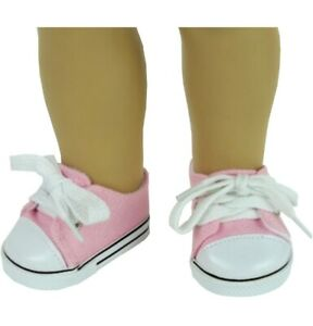 Hi Top Tennis Shoes fit 18 inch doll