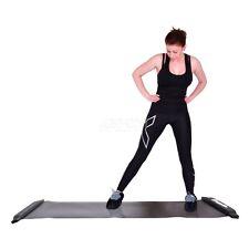 Fitness Gleitmatte Turnmatte Sportmatte Fit&Slide FLUXLIDE inSPORTline