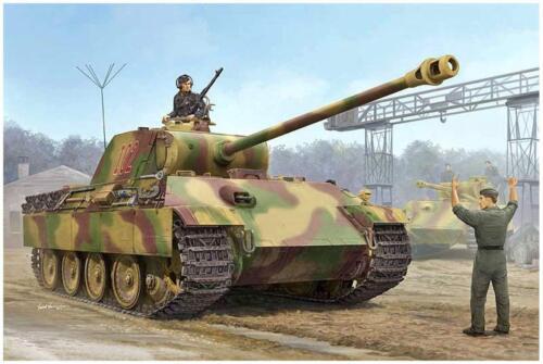 Trumpeter 928 German Panther G Modellbau Panzer 1:16 Tank