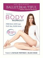 Ballet Beautiful: Total Body Workout DVD
