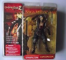 McFarlane Toys - Onimusha 2 Saiga Magoichi Action Figure - Capcom Video Game