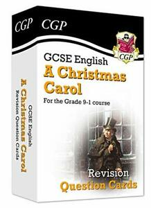 New-Grade-9-1-GCSE-English-A-Christmas-Carol-Revision-Question-Cards-by-CGP-Bo