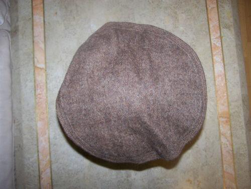 ORIGINALE lana afgana Plain Pakol Cappelli diversi colori