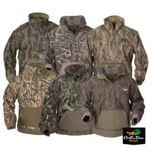 New Banded Gear Chesapeake 1 4 Quarter Zip Camo Pullover Jacket B1010006 Ebay