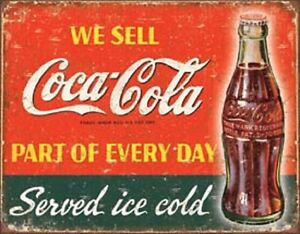 Image Is Loading We Sell Coca Cola Part Of Every Day