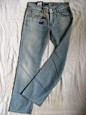 Miss Sixty Mania Blue Jeans Denim W29/L32 low waist regular fit bootcut leg
