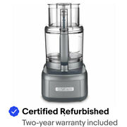 Cuisinart Elemental 11 Cup 550w Food Processor FP-11GM, Gunmetal