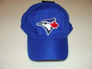 1843efc603f Toronto Blue Jays Cap Hat Blue Stadium Ladies Women OSFM Baseball ...