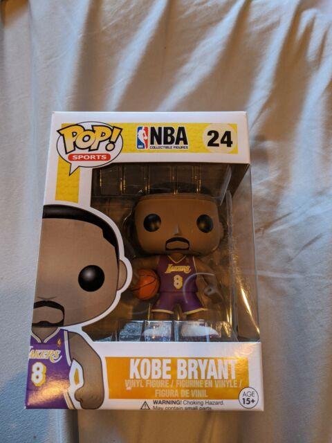 "Funko Pop!NBA Kobe Bryant #11 Vaulted Retired ""Mint"" Vinyl Figure With Protector"