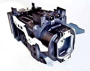 new sony xl 2400 rear projection lamp bulb w housing xl2400 grand wega. Black Bedroom Furniture Sets. Home Design Ideas