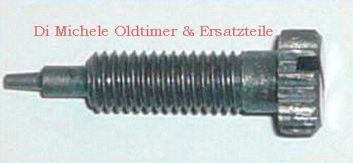 Weber Vergaser Regulierschraube Originalnummer 64755009