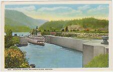 CASCADE LOCKS - COLUMBIA RIVER, OREGON (USA)