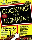 --For Dummies: Cooking for Dummies by Marie Rama and Bryan Miller (1996, Paperback)