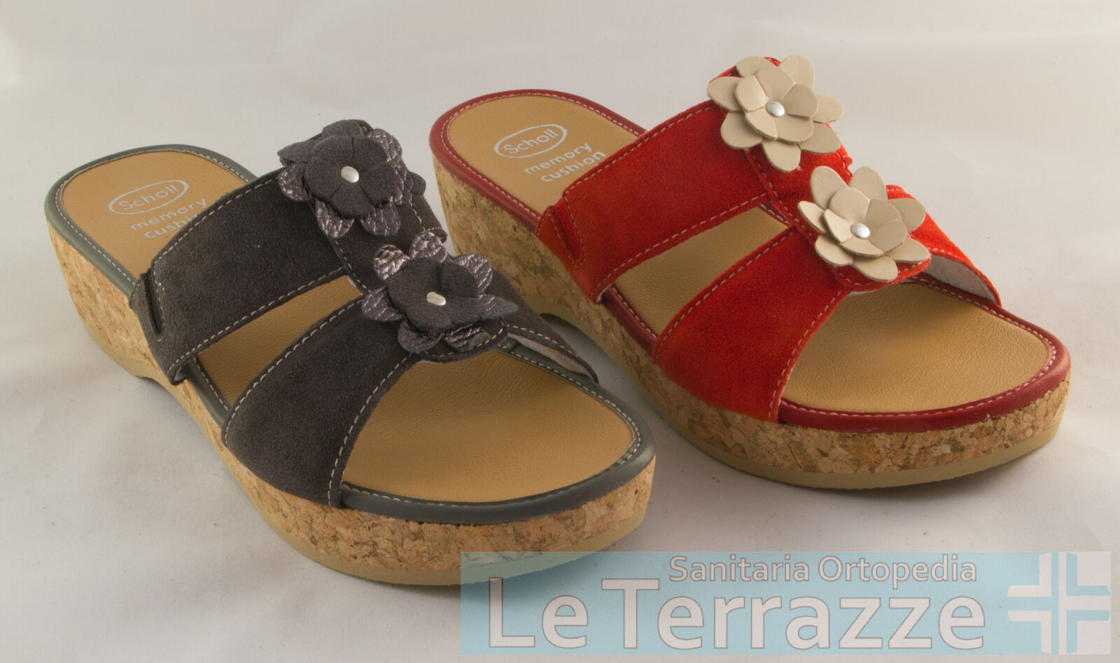 Dr Scholl Domilla memory zoccoli cushion ciabatte sughero pantofole zoccoli memory scarpe 4ab1c3