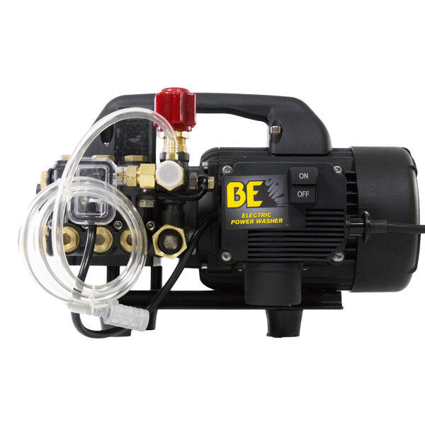BE Pressure Washer Portable Electric Jet Power 1500psi 1100W 100bar P1515EPN