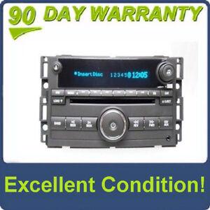 Image Is Loading 07 08 Chevy Cobalt Pontiac G5 Radio 6