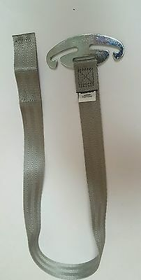 Graco Snugride-30 B91 click Connect 30//35  Harness Rear Metal Belt Strap Clip.