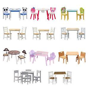 ib-style-Kindersitzgruppe-Tischset-Kindermoebel-Kindertisch-Kinderstuhl-Holz
