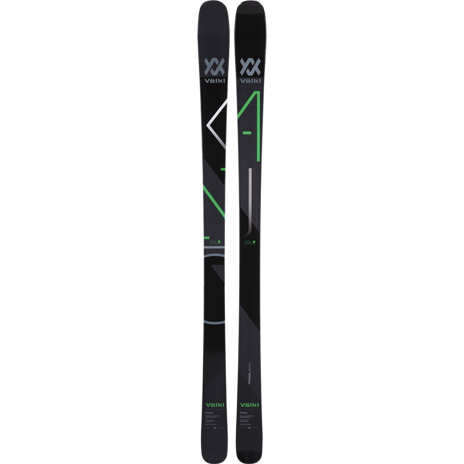 Volkl Kanjo Skis - 182cm (2018)