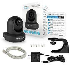 Amcrest 1080P HD WiFi PnP IP Security Surveillance Camera Pan/Tilt ONVIF Black