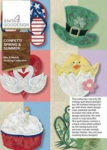 Confetti-Spring-amp-Summer-Anita-Goodesign-Embroidery-Machine-Design-CD-NEW